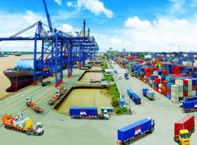 Lắp đặt camera quan sát kho bãi, bến cảng