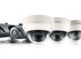 Phân phối Camera IP Samsung chính hãng
