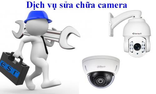 Dịch vụ sửa chữa, bảo trì camera