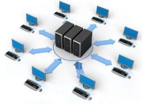 Thi công mạng nội bộ, lắp đặt mạng LAN