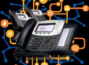 Các thành phần của hệ thống tổng đài điện thoại