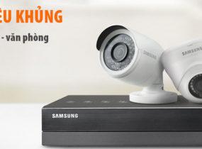 Lắp đặt camera quan sát Samsung
