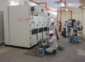 Thiết kế thi công hệ thống điện nhà xưởng