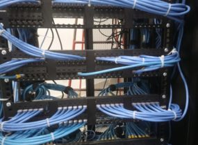 Thi công hệ thông Netword, Tổng đài điện thoại ip công ty Ô Tô Honda Biên Hòa