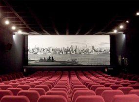 Lắp đặt camera cho rạp chiếu phim